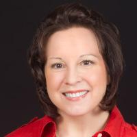 Jill's Executive Headshot by Kliiq Headshots